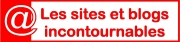Sites et blogs incontournables - logo rouge